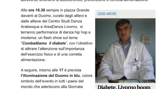 """""""Forse non sai che …"""" – Combattere il diabete"""