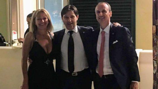 Il Lions Club Livorno Porto Mediceo compie 20 anni Passaggio della Campana fra D'Alesio e Giusti