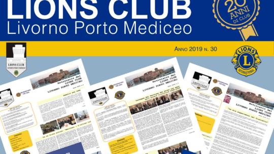 Notiziario Anno 2019 n. 30