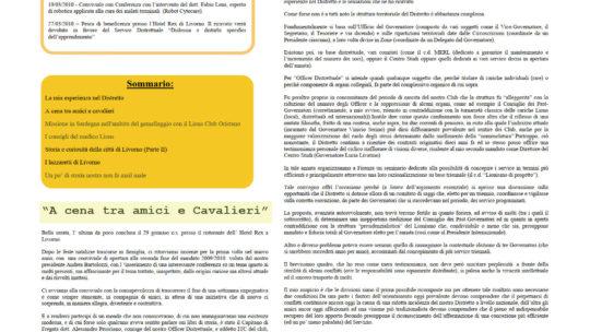 Notiziario Anno 2010 n. 06