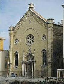 Il Lions Club Satellite Livorno Meloria per il tempio Olandese-Alemanno di Livorno
