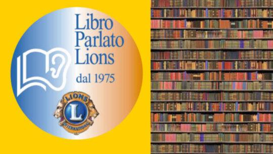 Solidarietà digitale – i Lions presenti con il Libro Parlato