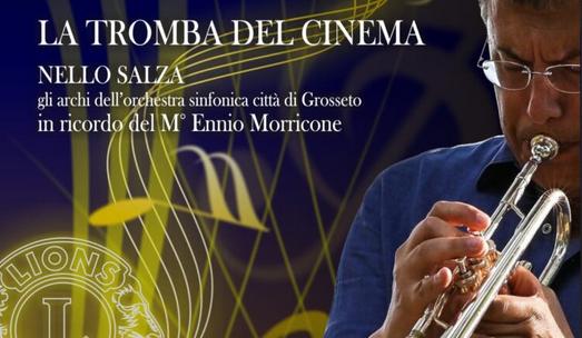 """Evento dei Lions """"LA TROMBA DEL CINEMA"""" per LCIF – 13 Giugno 2021"""