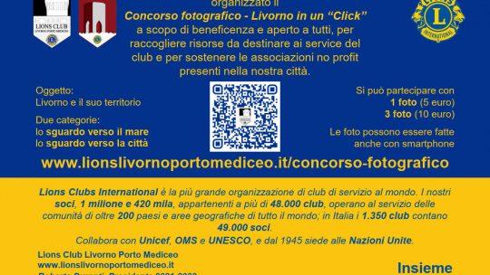 """Il Tirreno – """"Livorno in un click"""" Ecco il concorso di foto per aiutare il Ca' Moro"""