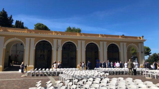 Il Telegrafo – Famedio di Montenero, i lavori di restauro