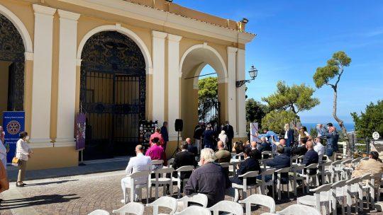 Il Tirreno – Terminato il restauro al Famedio di Montenero – Stamattina la presentazione dei lavori effettuati
